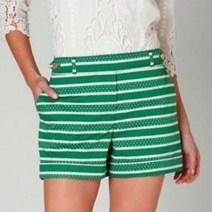 Meadow Rue . Striped Madison Shorts . 4